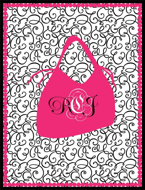 Small Planner Cover (Front)